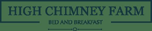 High Chimney Farm B&B logo.